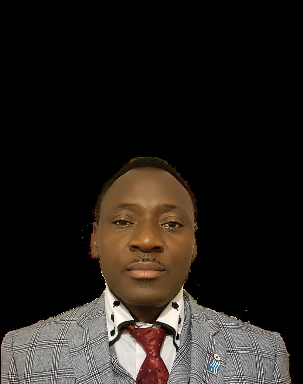 Kingsley Ekolle-Managing Director